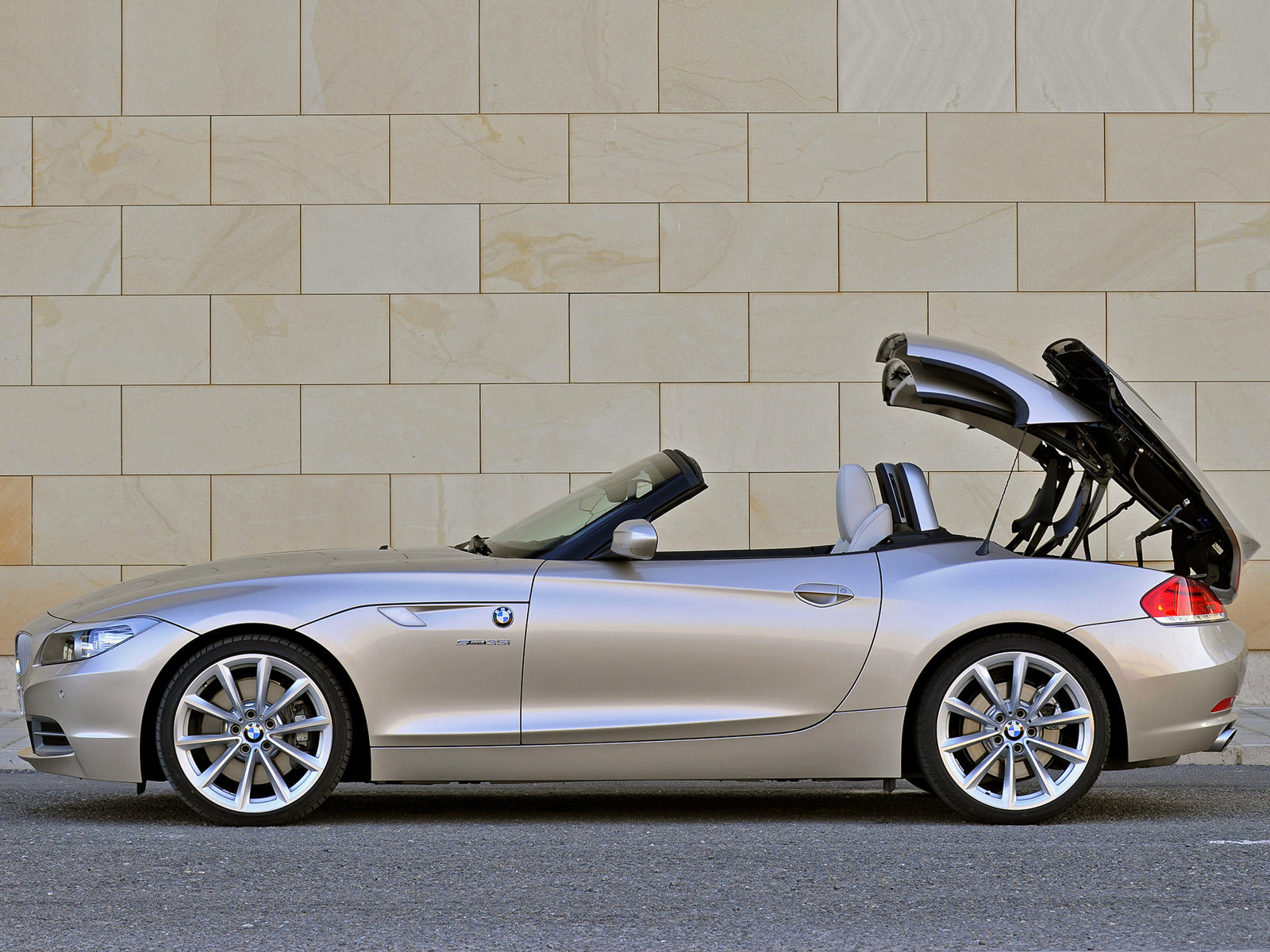 2010 Bmw Z4 Desktop Wallpapers Technical Specifications
