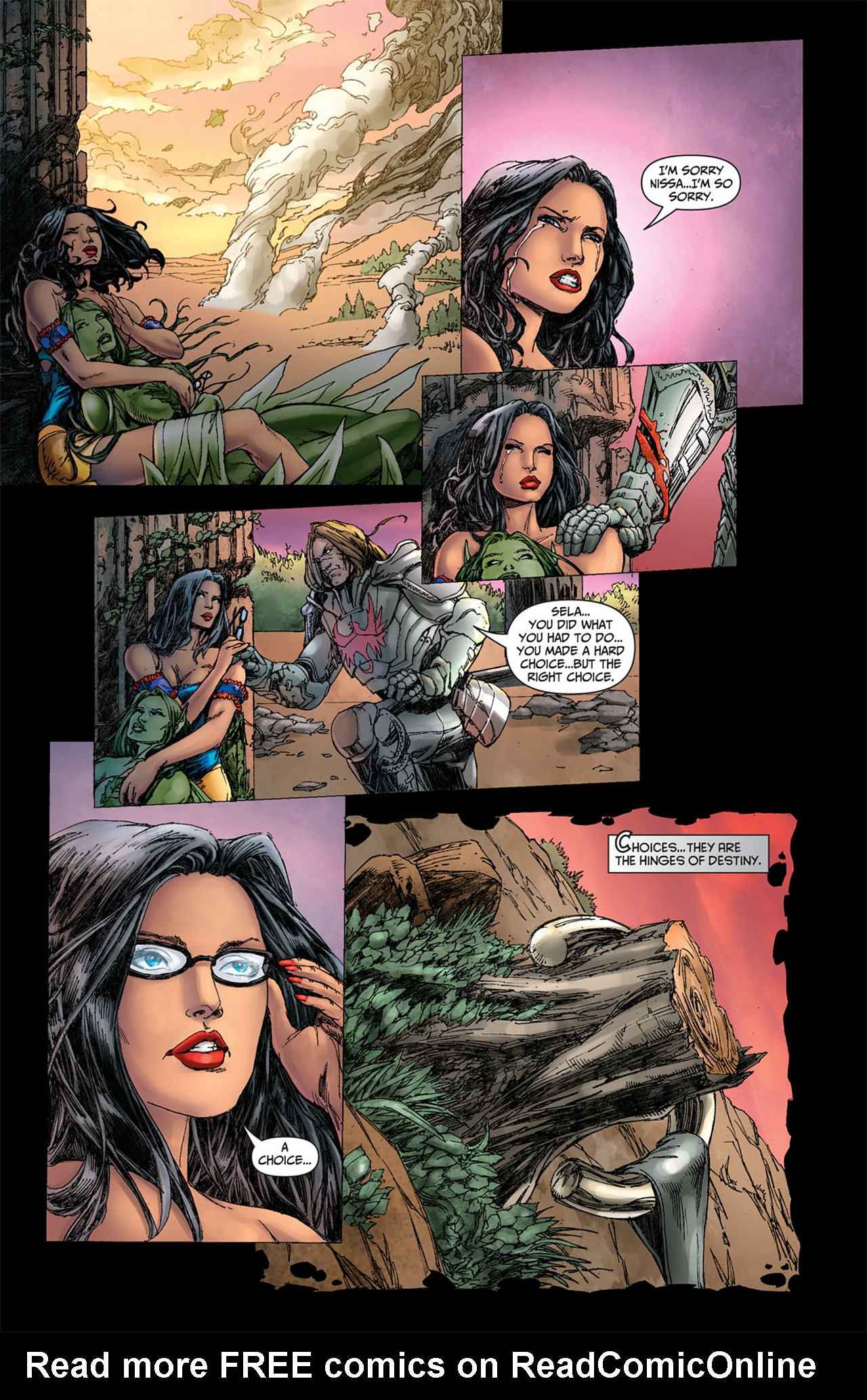 Grimm Fairy Tales (2005) Issue #50 #53 - English 49