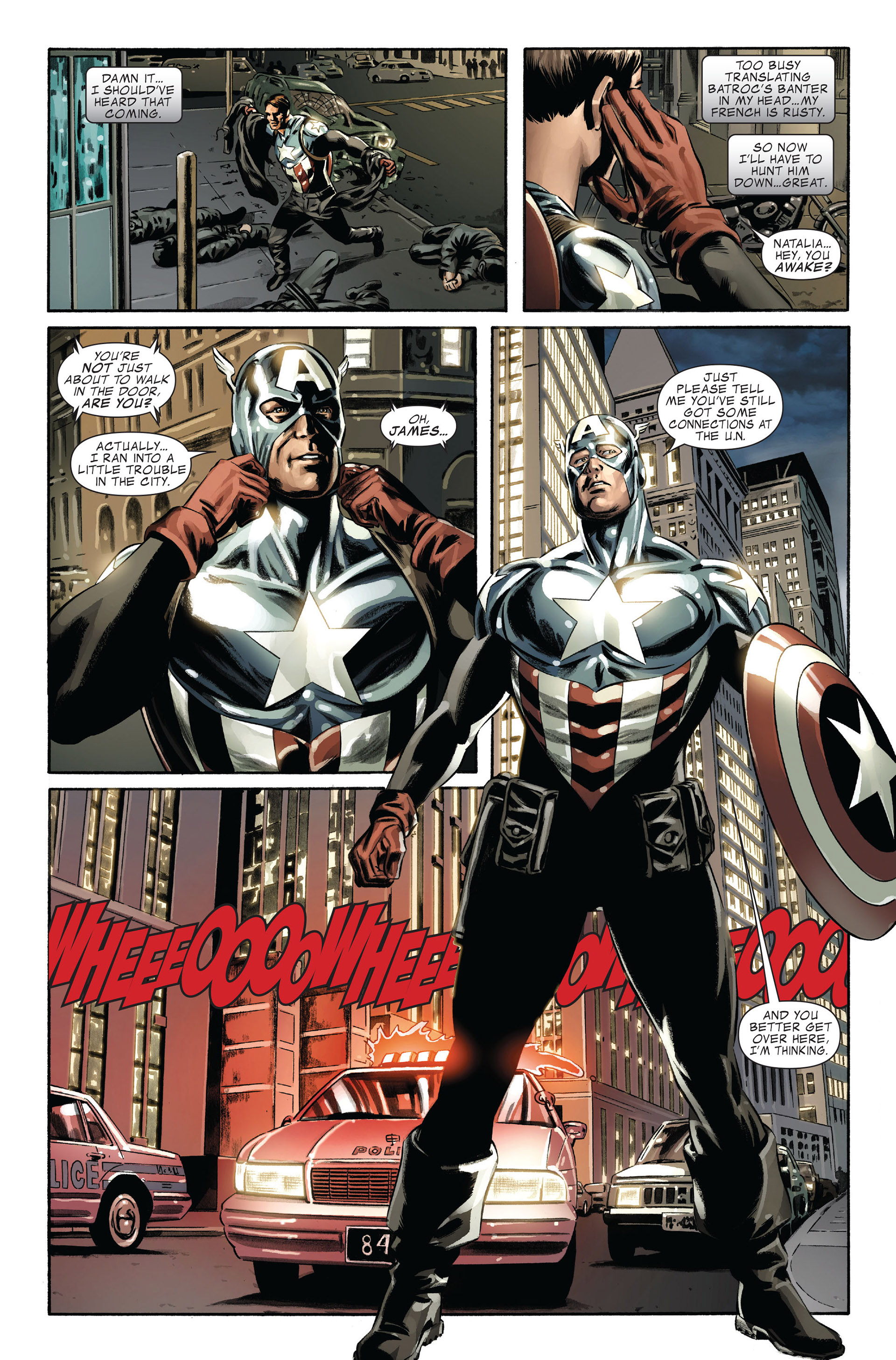 Captain America (2005) Issue #43 #43 - English 19