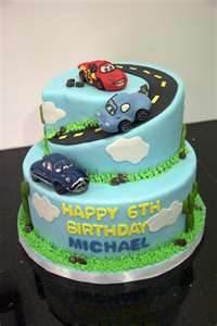 High Cliff Model Cake