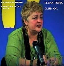 Vineri, ora 18.00, Club XXL, la Radio ProDiaspora. http://prodiaspora.de