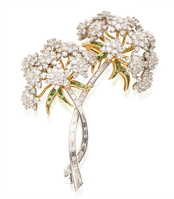 Sotheby's Fine Jewels Auction on June 10, 2016