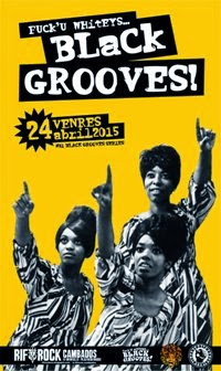 24 abr: Black Grooves!