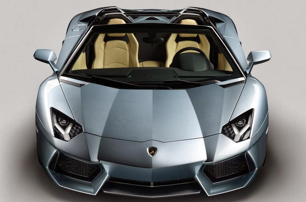 Sports Cars Lamborghini Aventador