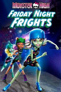 Monster High: Friday Night Frights (2012) Online
