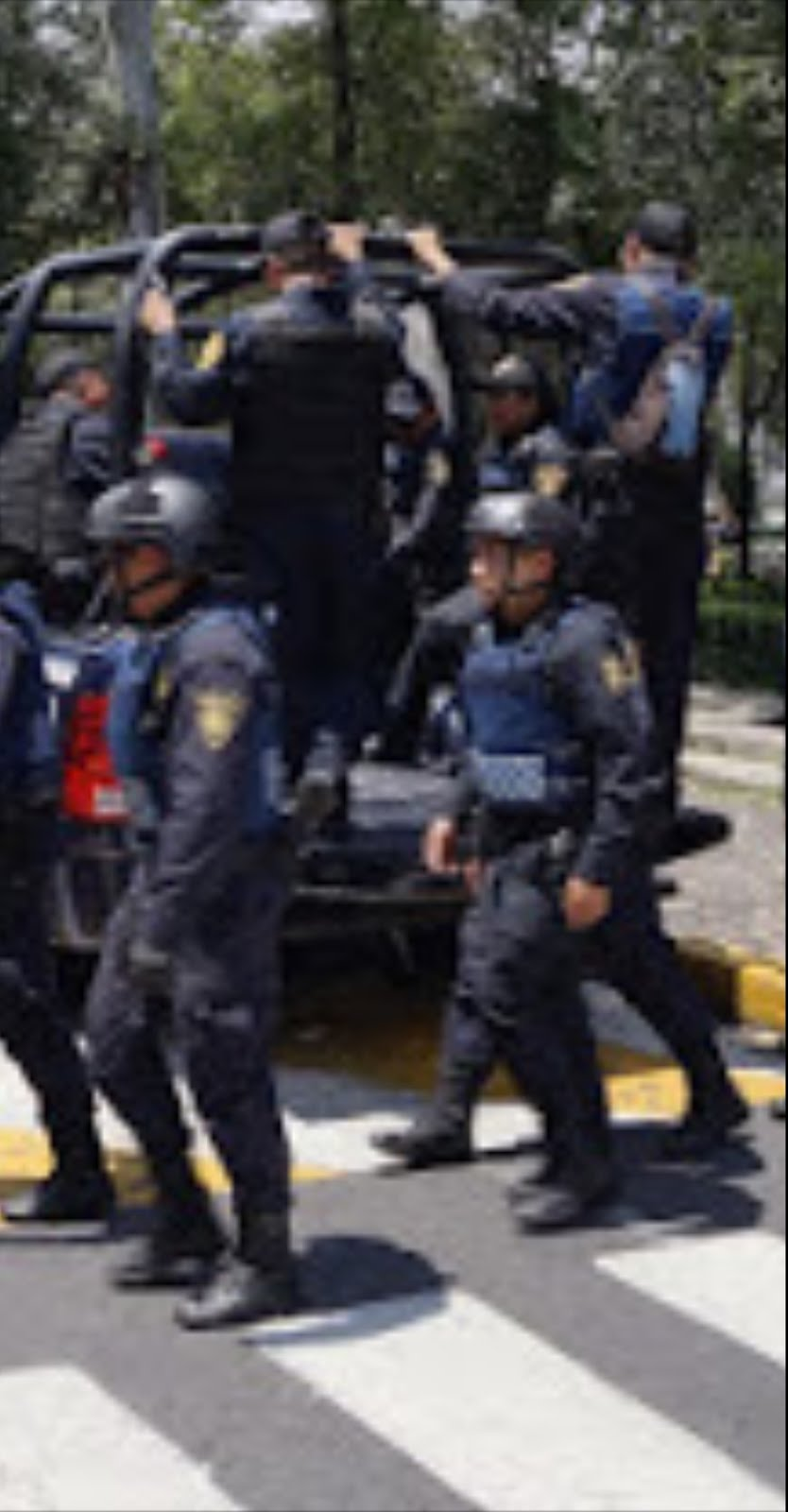 «Sueldo de policía es sagrado», dice víctima de extorsión en Mixquic