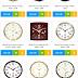 Những mẫu đồng hồ treo tường chất lượng Nam Sánh