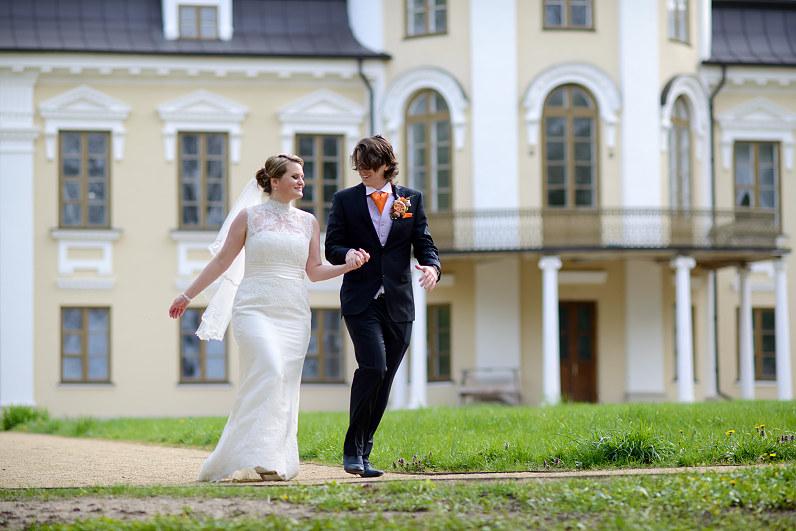 Vestuvės Paežerių dvare Marijampolės apskrityje