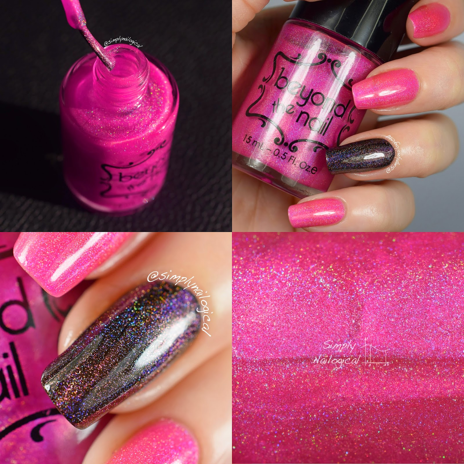 Simply Nailogical: Neon. Holo. Jellies. Heaven on Earth by Beyond ...