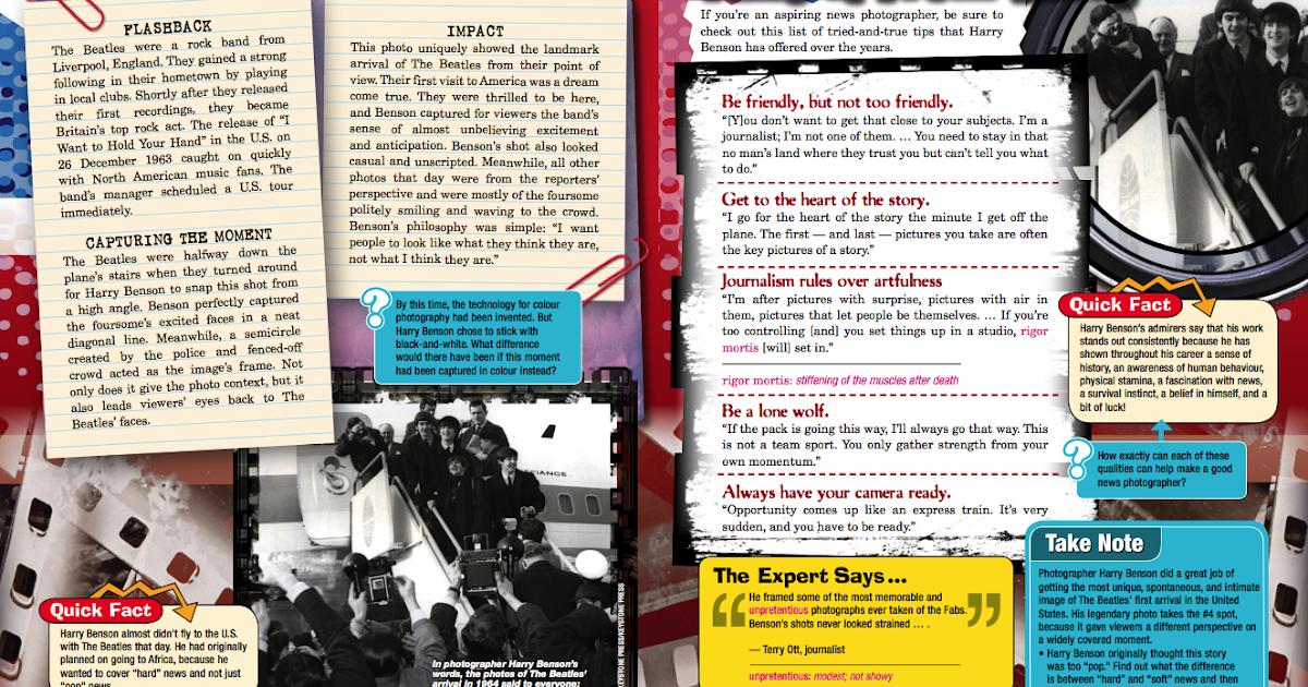 Waseem Bashar: Graphic and Illustration Blog: Beatles Magazine Layout