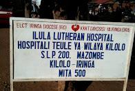 Ilula Lutheran Hospital