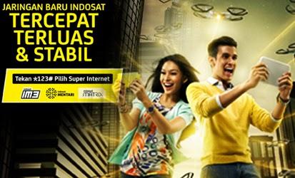 Paket Internet 4G LTE Indosat