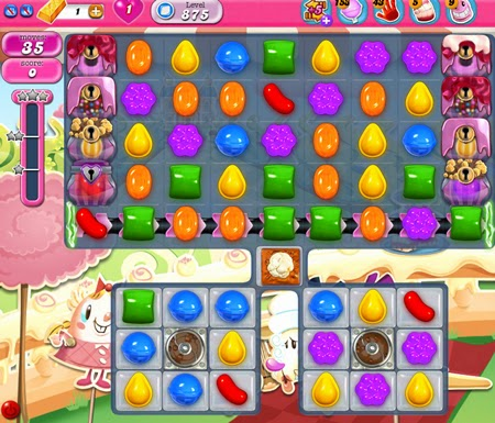 Candy Crush Saga 875