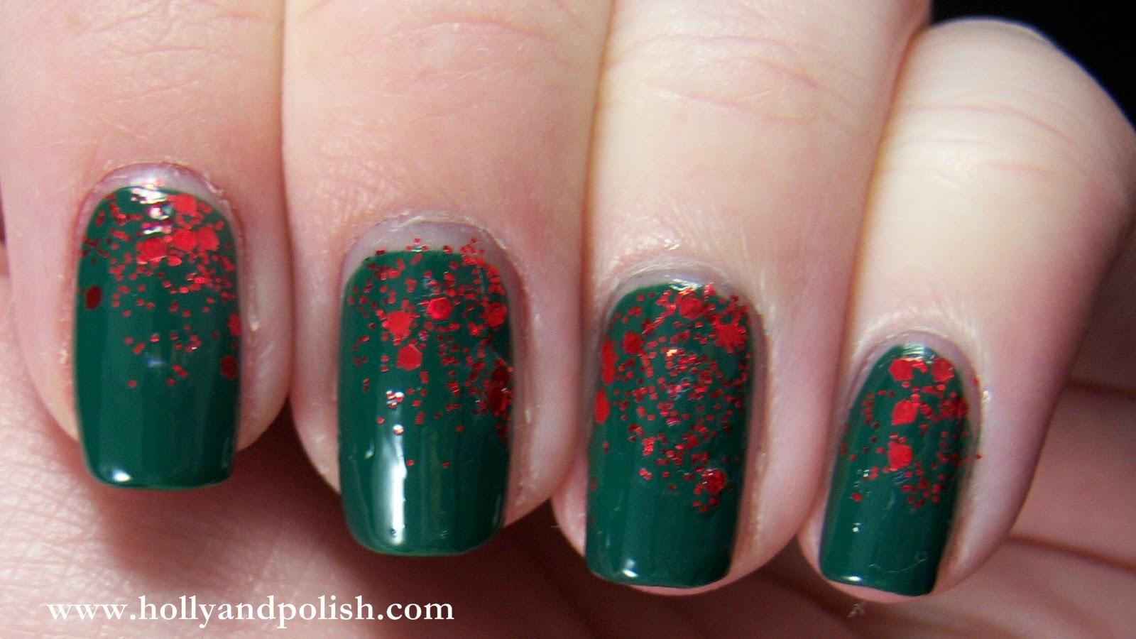 Holly and Polish: A Nail Polish and Beauty Blog: 25 days of ...