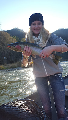 Klamath River Fishing