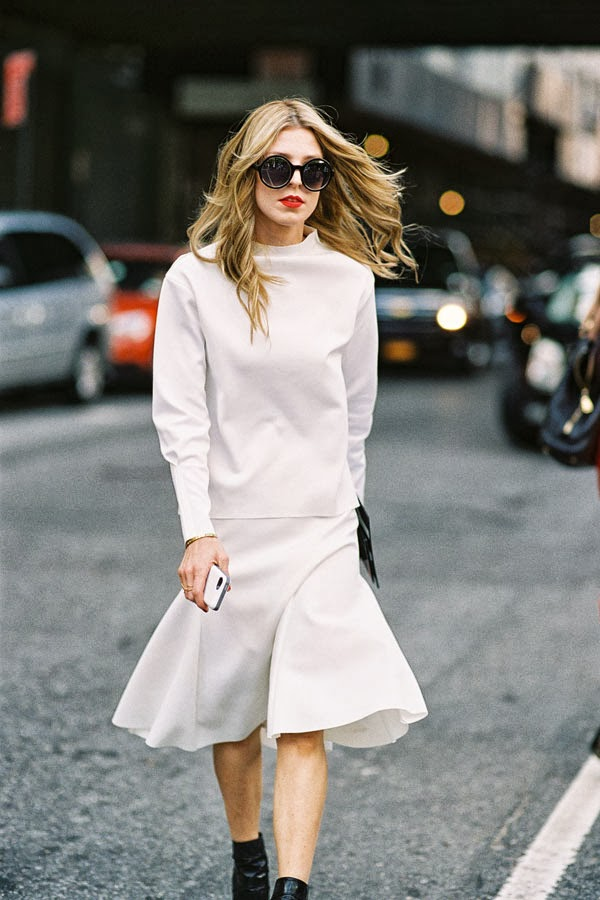 Vanessa Jackman: New York Fashion Week SS 2015.Elin