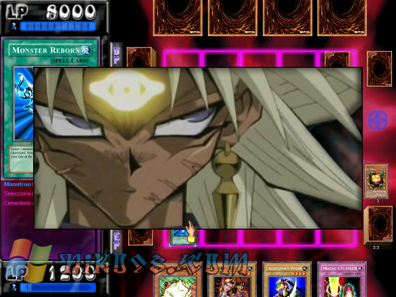 free download game yu-gi-oh power of chaos marik the darkness