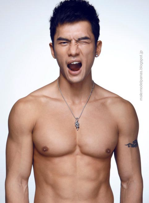 indonesian male model