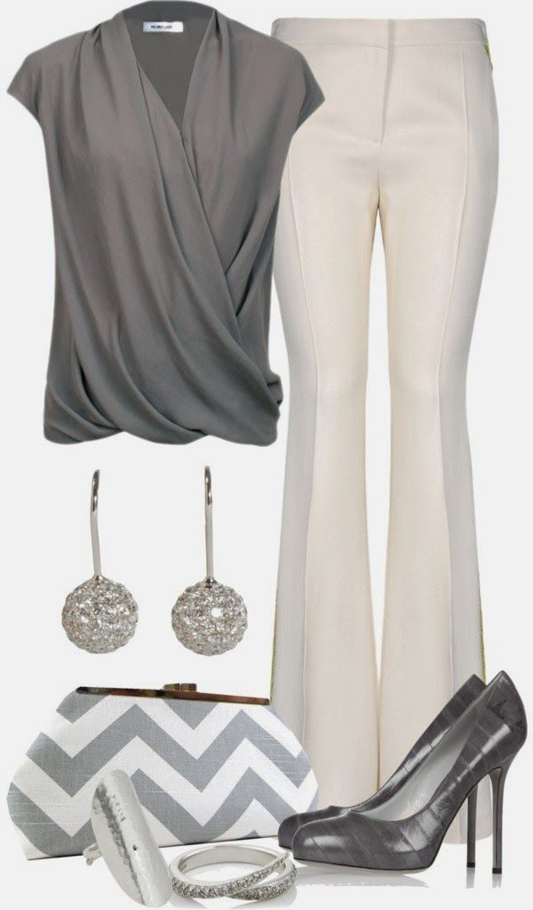 Gorgeous Classic Chic Outfit for Work