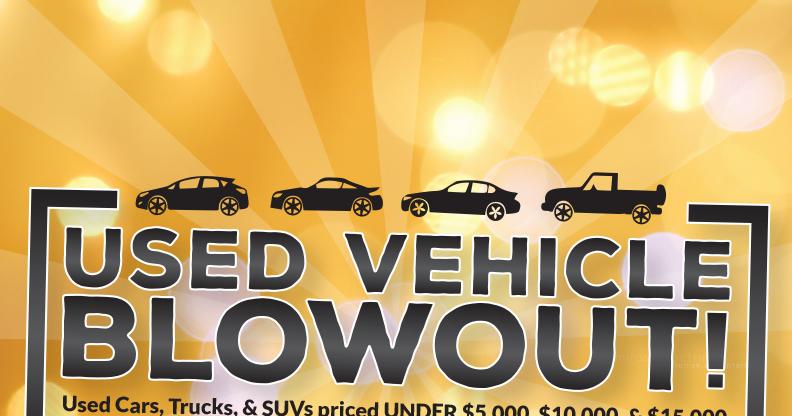 Used Car Dealers In Mt Pleasant Michigan