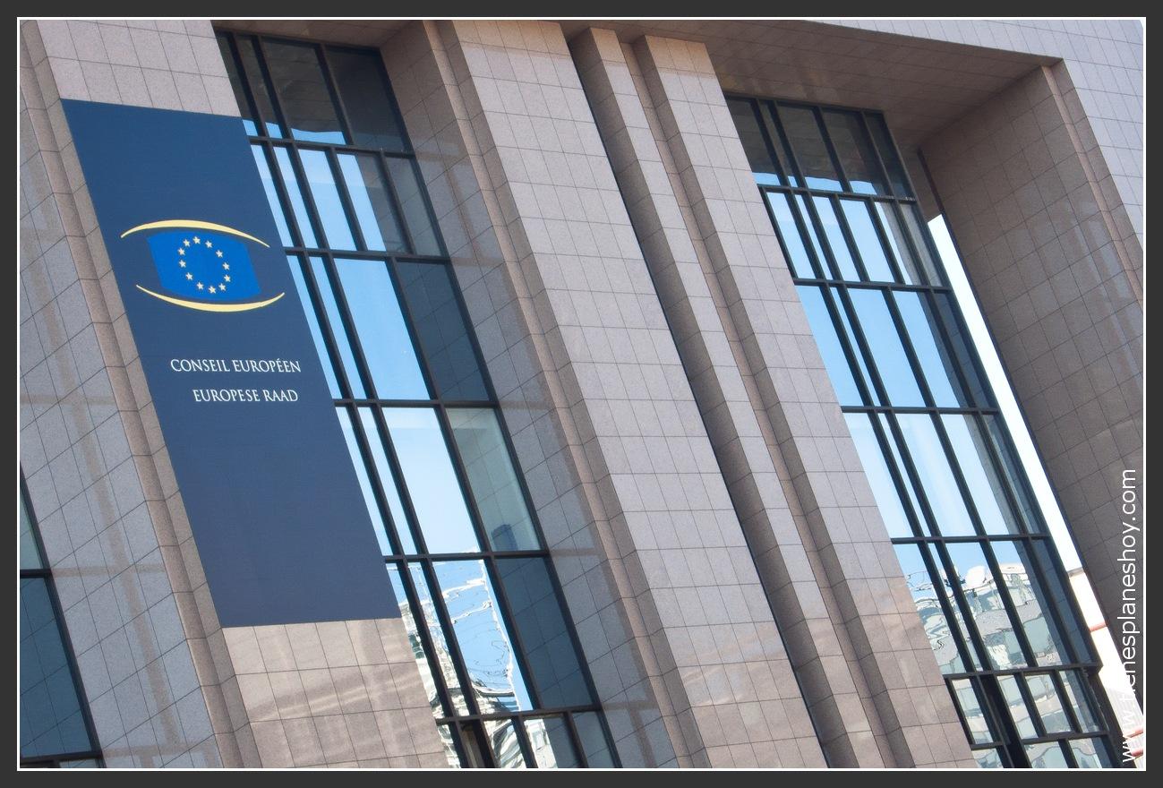 Consejo Europeo Bruselas