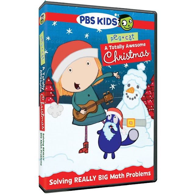 http://www.amazon.com/Peg-Cat-Totally-Awesome-Christmas/dp/B0112HPRSO/ref=sr_1_1?s=movies-tv&ie=UTF8&qid=1448632752&sr=1-1&keywords=peg+cat+a+totally+awesome+christmas