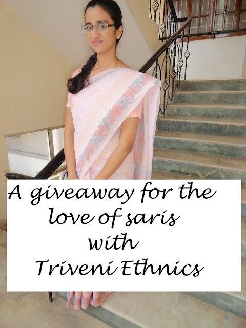 CONTEST ALERT: Sankaranti Special Giveaway with Triveni Ethnics [OPEN] image