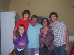 Mi hermosa familia.