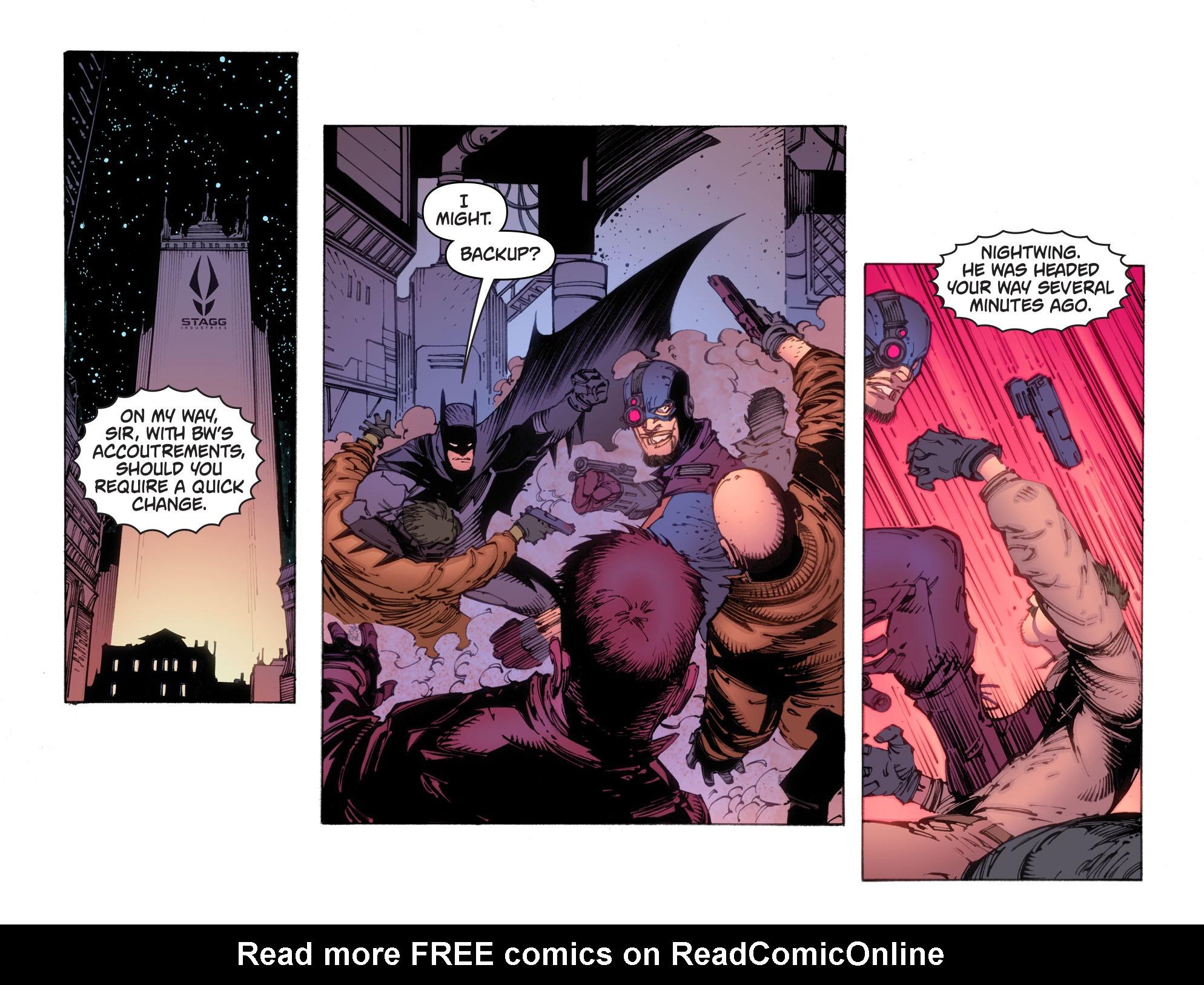 Batman: Arkham Knight [I] Issue #24 #26 - English 5