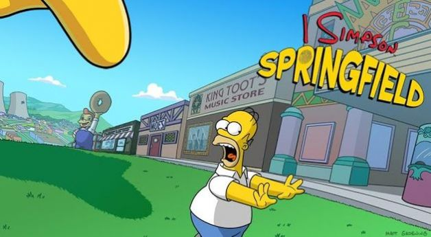 consigli simpson springfield android