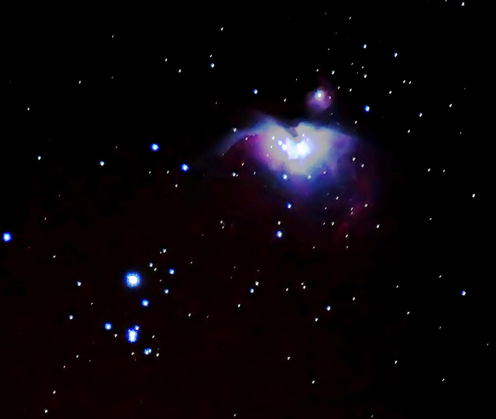 orion nebula naked eye - HD1600×1352