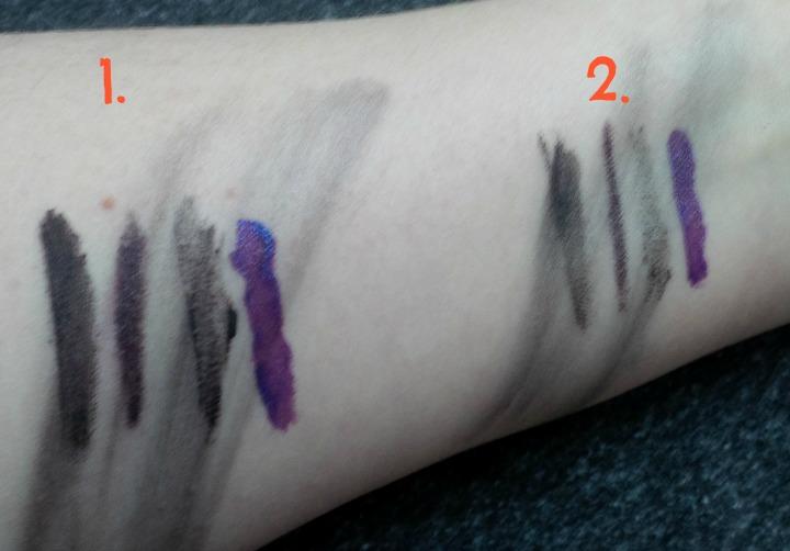 Liquid eye makeup remover