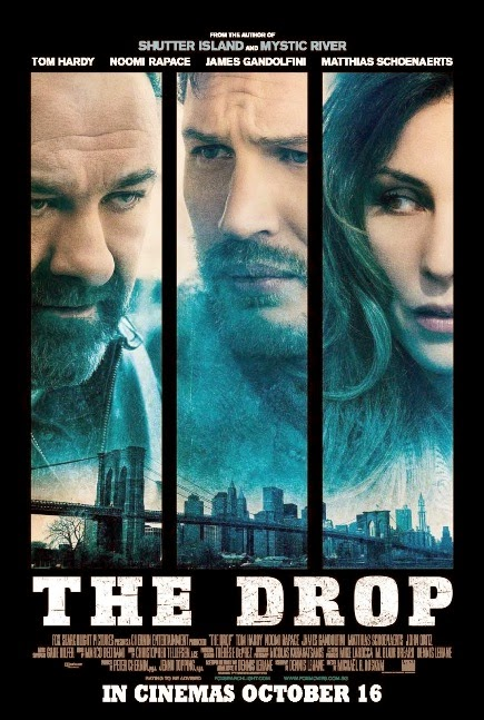 """""""The Drop (2014)"""" movie review by Glen Tripollo"""