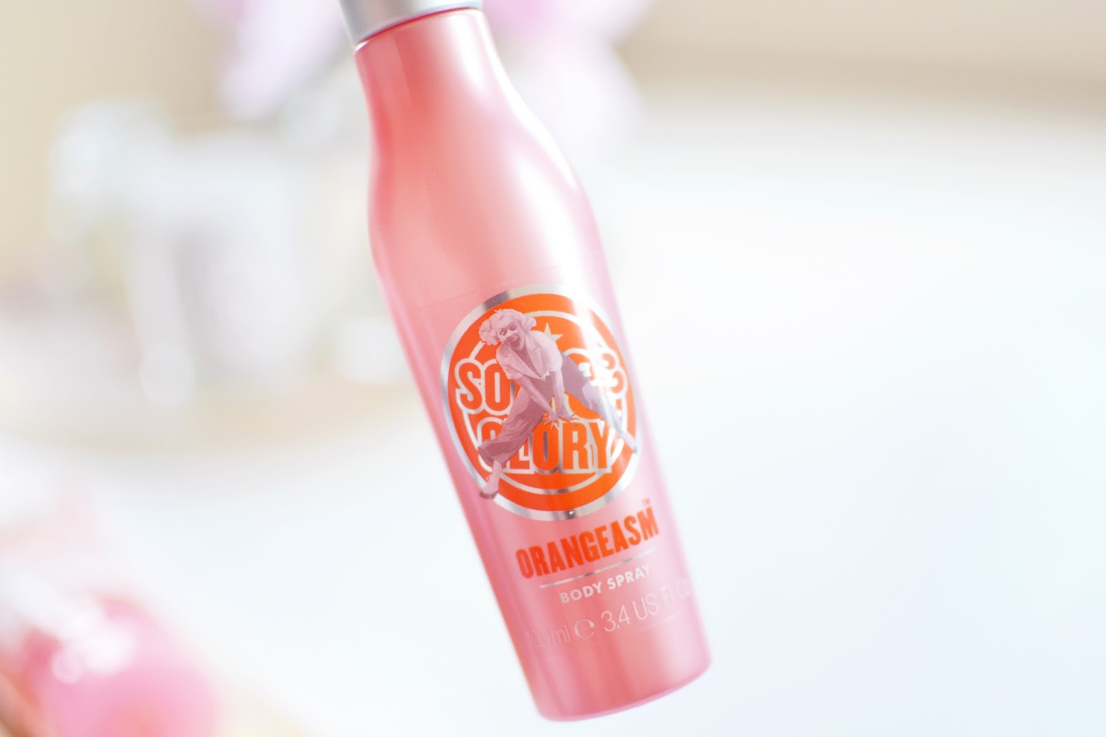 Soap&Glory Orangeasm Body Spray