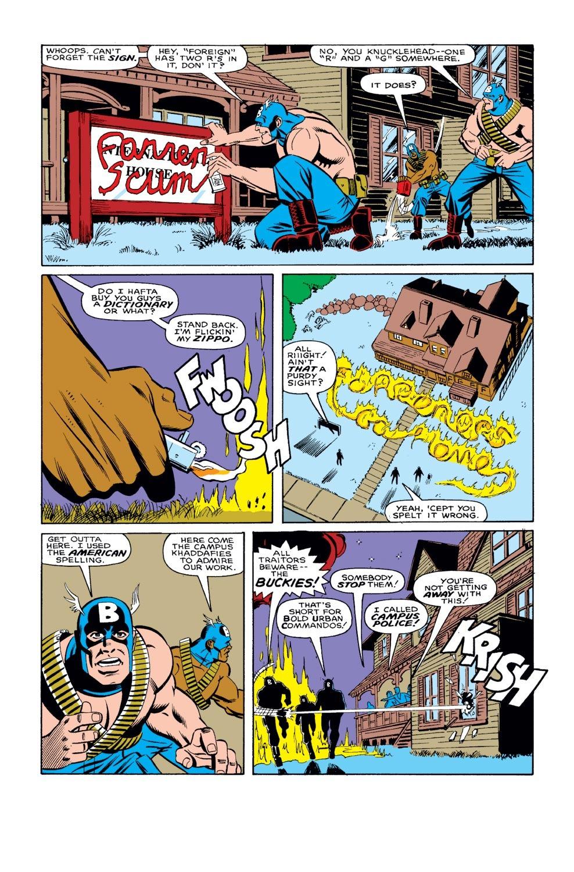 Captain America (1968) Issue #327 #256 - English 4