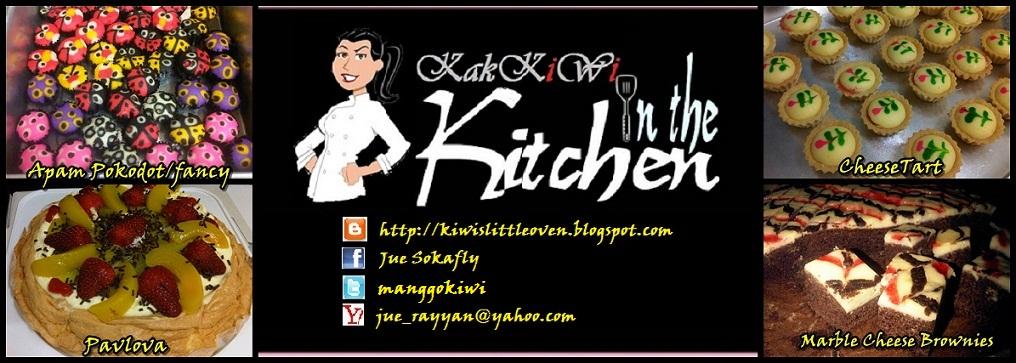 Kak Kiwi's Kitchen