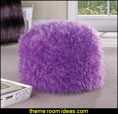 Faux Fur Home Decor
