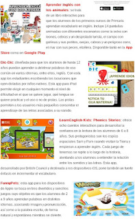 http://www.educaciontrespuntocero.com/recursos/apps-para-aprender-ingles-en-primaria/18978.html?utm_source=emailcampaign1024&utm_medium=phpList&utm_content=HTMLemail&utm_campaign=M%C3%A1s+de+120+ponencias+conforman+el+programa+de+SIMO+EDUCACI%C3%93N+y+m%C3%A1s+noticias