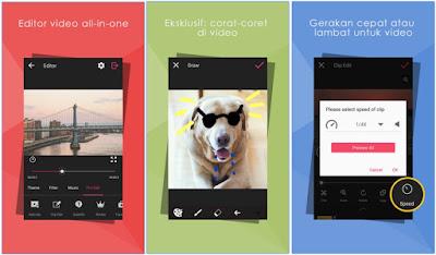 Menggabungkan Foto Menjadi Video di Android