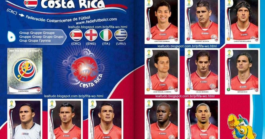 album costa rica fifa world cup brazil 2014 live copa do