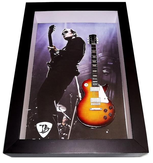 mini guitarra Gibson Joe Bonamassa