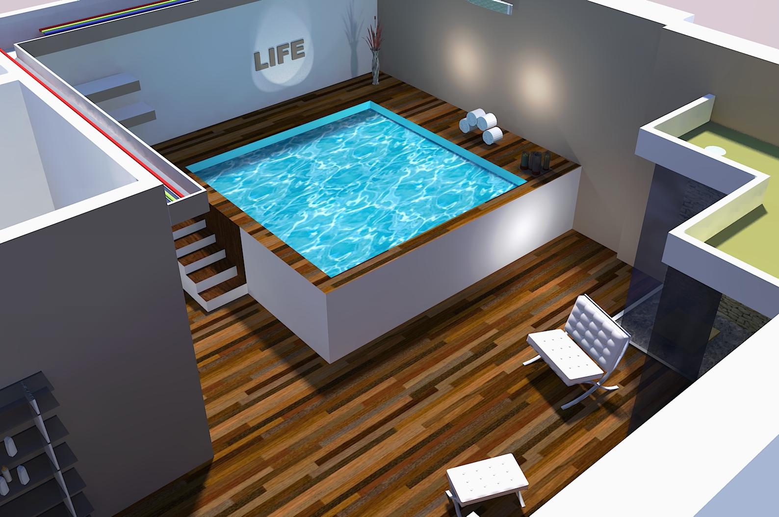 Verlichting Voor Badkamer ~ Workshop ?Hoe ontwerpik een  wellnessruimte  en genereer daardoor