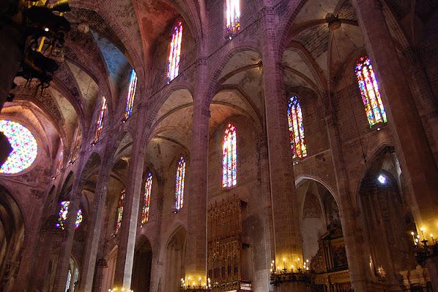 Vidrieras Catedral de Palma