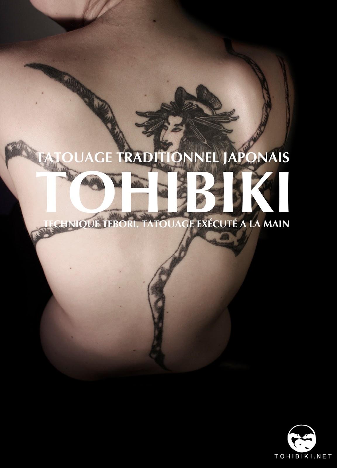 Specialiste Tatouage Japonais Paris - Starasian Tattoo Tatouages Polynésien asiatique et