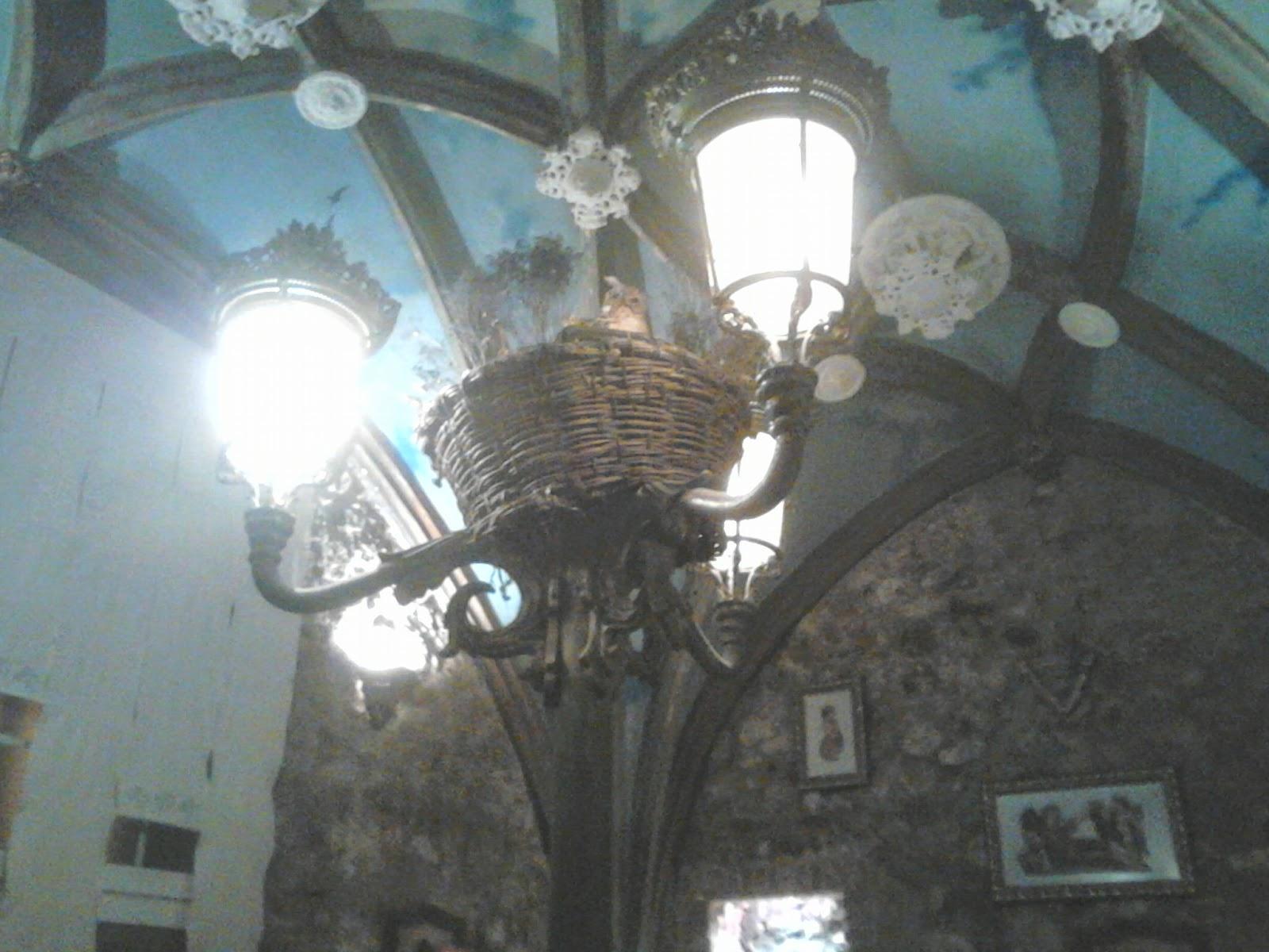 visita Stimuls a la Sacristia Portillo