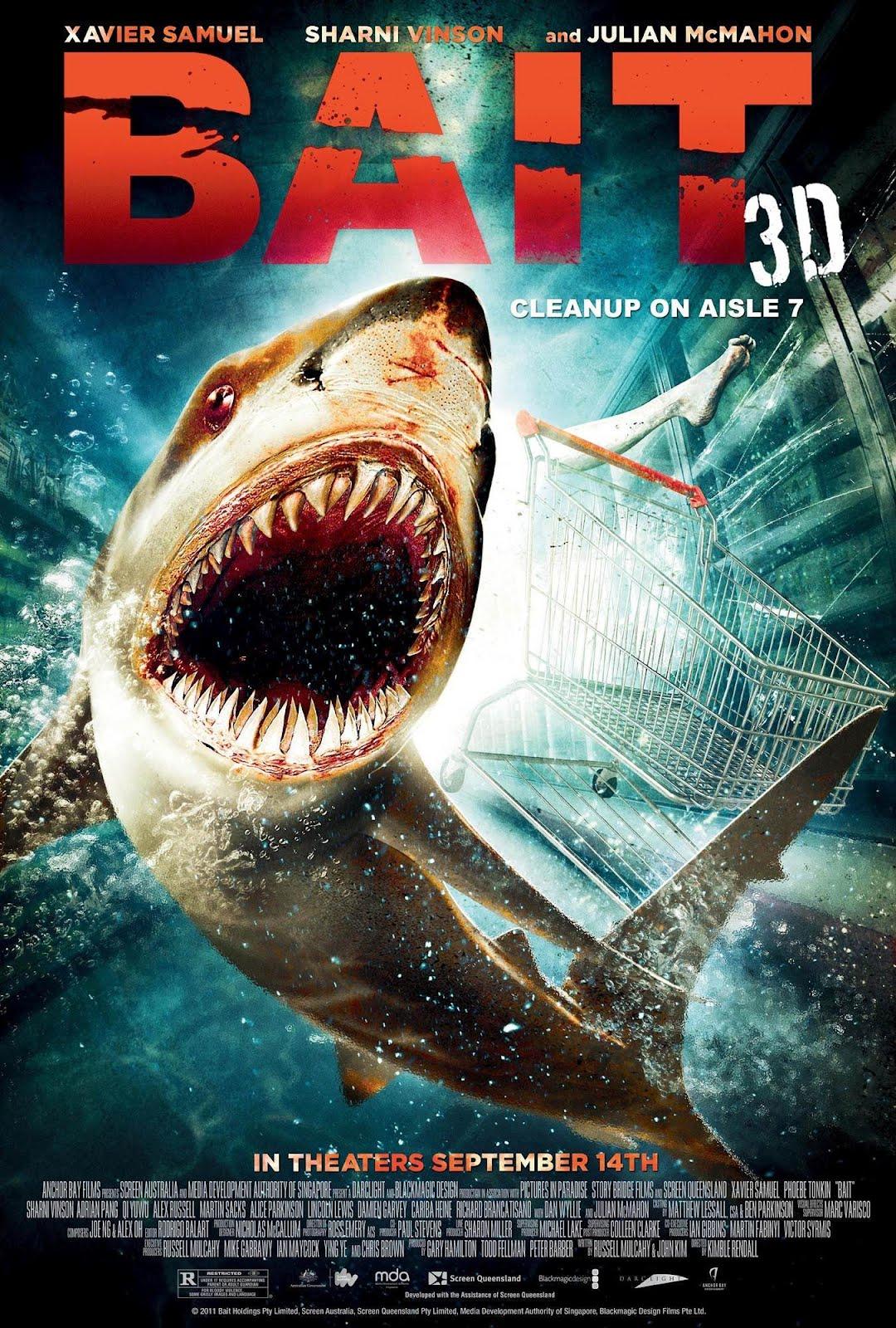Phim Cá Mập Vào Bờ - Sharktopus