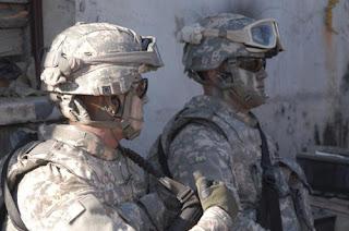 soldados militares