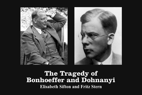 friendship and resistance essays on dietrich bonhoeffer