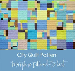 City Quilt PDF Pattern