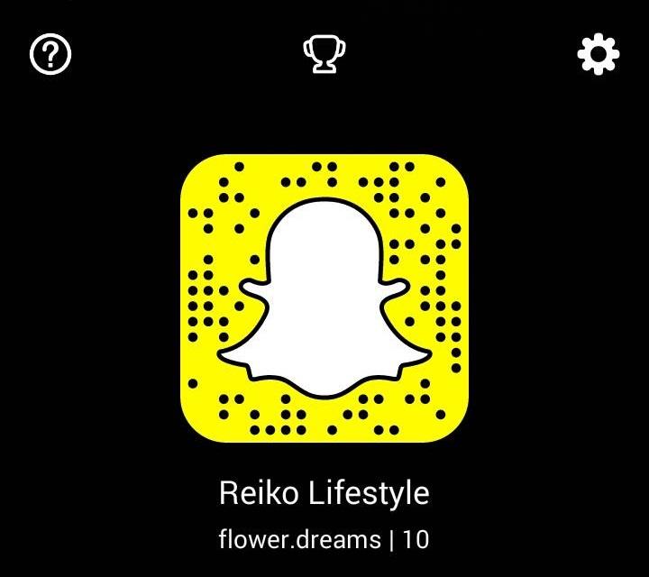 Mój Snapchat